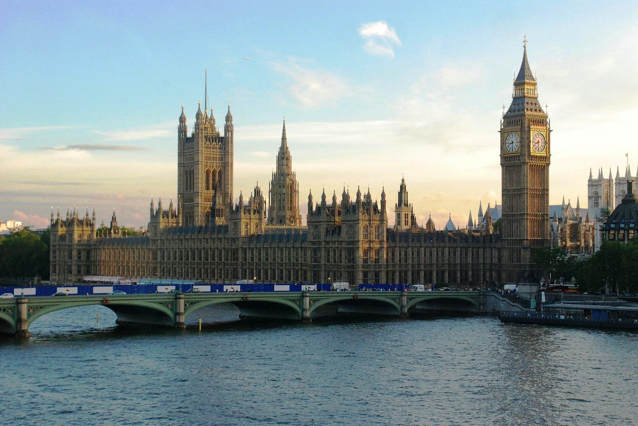 foto parlamento y big ben