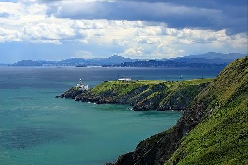 peninsula de howth en irlanda
