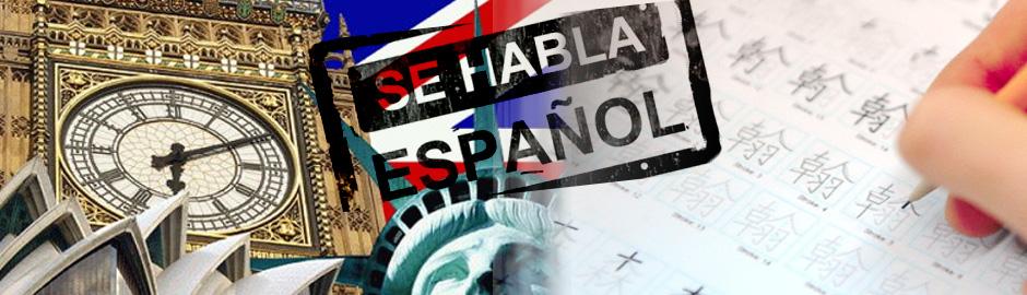 los 5 idiomas mas hablados del mundo